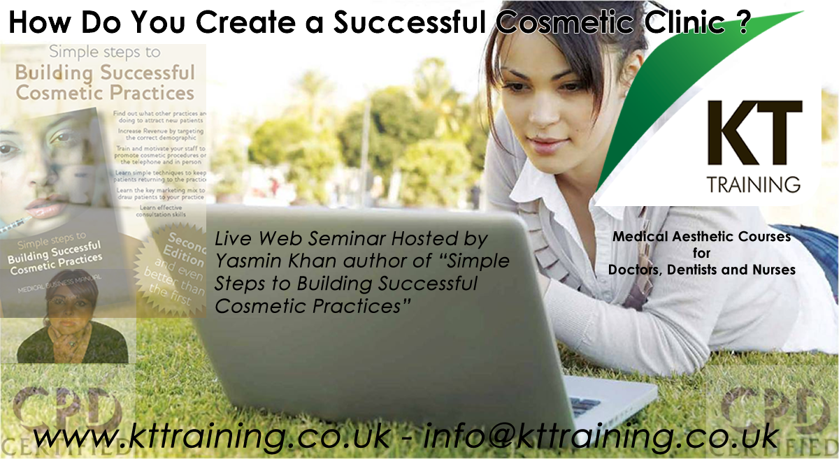 Online Cosmetic Training