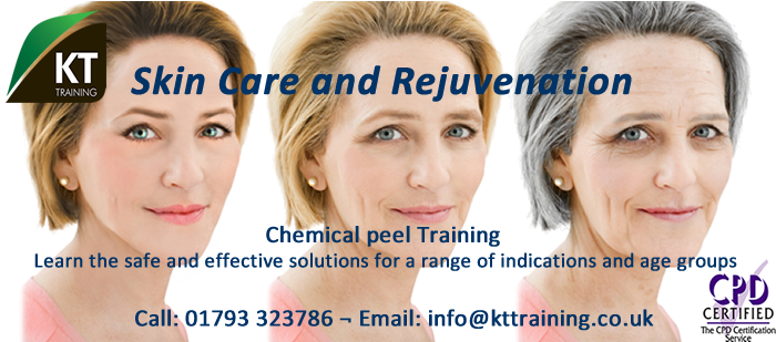 Chemical peel skin care courses